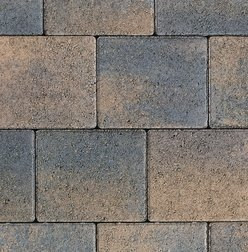 Shannon Smooth Block Paving - Bracken