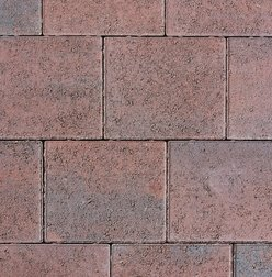 Shannon Smooth Block Paving - Brindle
