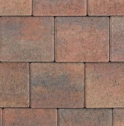Shannon Smooth Block Paving - Heather