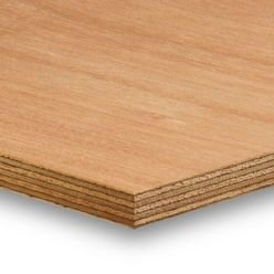 External Plywood B/BB Eucalyptus Core