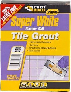 704 Powder Wall Tile Grout 1Kg
