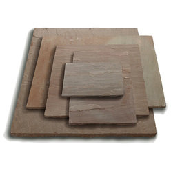 Autumn Brown Sandstone Paving 21.21m2 Pack
