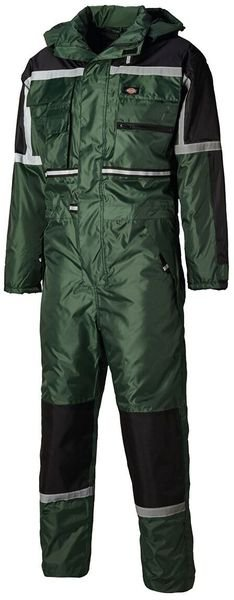 Dickies Padded Coverall Green WP15000