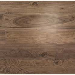 Lacquered American Black Walnut Real Wood Engineered 21mm T&G