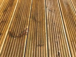 Premium Pine Decking Board - 28mm x 145mm