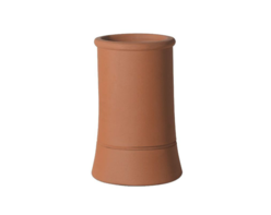 Traditional Red Clay Chimney Pot