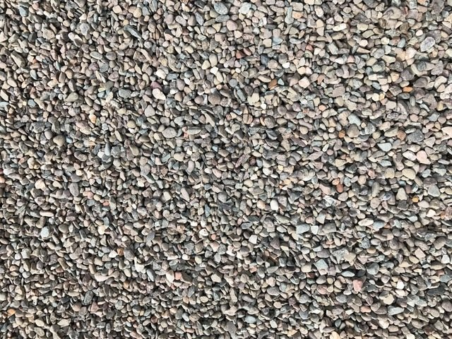 10mm Washed Pea Gravel