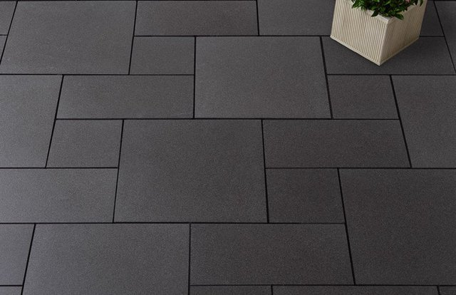 Simply Porcelain Sahara Nero Contractor Pack 22.05m2/pck