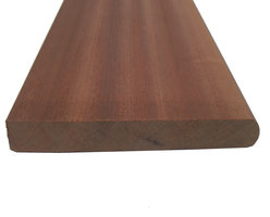 Redwood Bullnose Windowboard Thumbnail